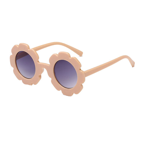 Flower Power Glasses Salmon