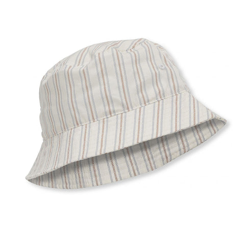 Visno Bucket Hat - Vintage Stripe