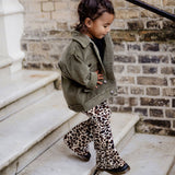 Wild Baby Flared Legging