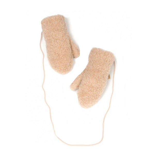 Stay Warm Gloves Beige