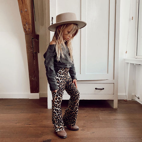 Leopard Legging Kids