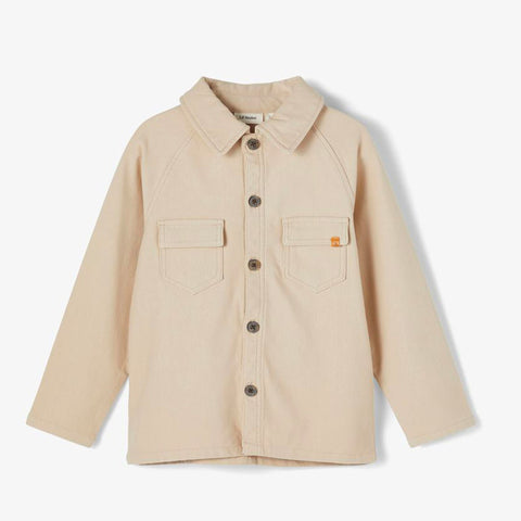 Mick Beige Shirt