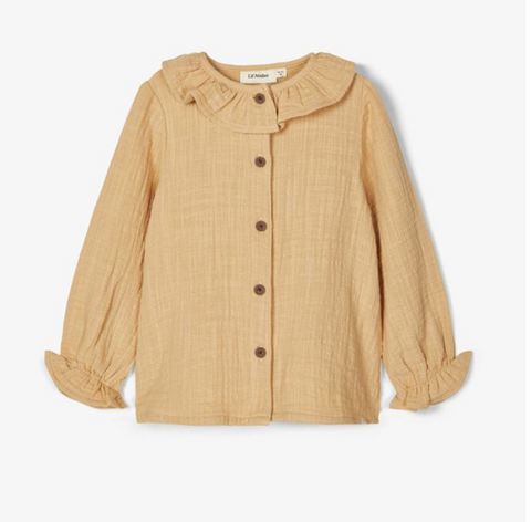 Maggy Beige Shirt