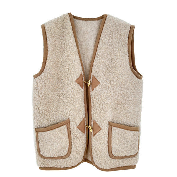 Keep You Warm Vest - Unisex
