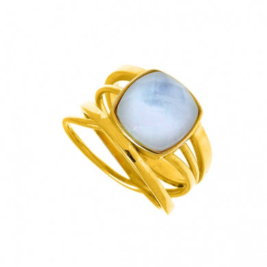 Inner Goddess / Gem Stone ring