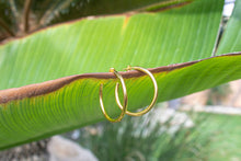 Load image into Gallery viewer, Inner Goddess / Small Hoop earrings