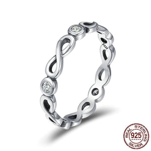 Endless Love Infinity Ring