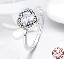 Load image into Gallery viewer, Romantic Heart Luminous Ring