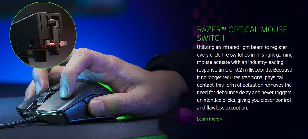 Razer Viper Mini - Wired Gaming Mouse – XnologyGaming