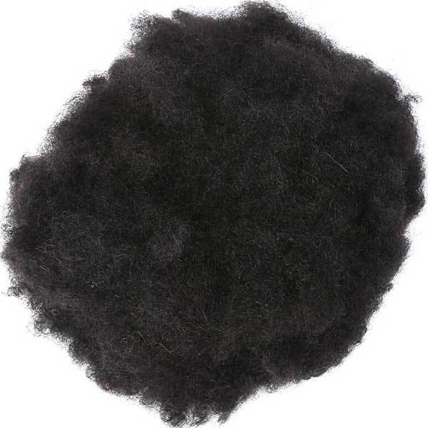 VIGGO Afro w/ Gray Full Swiss Lace HRS