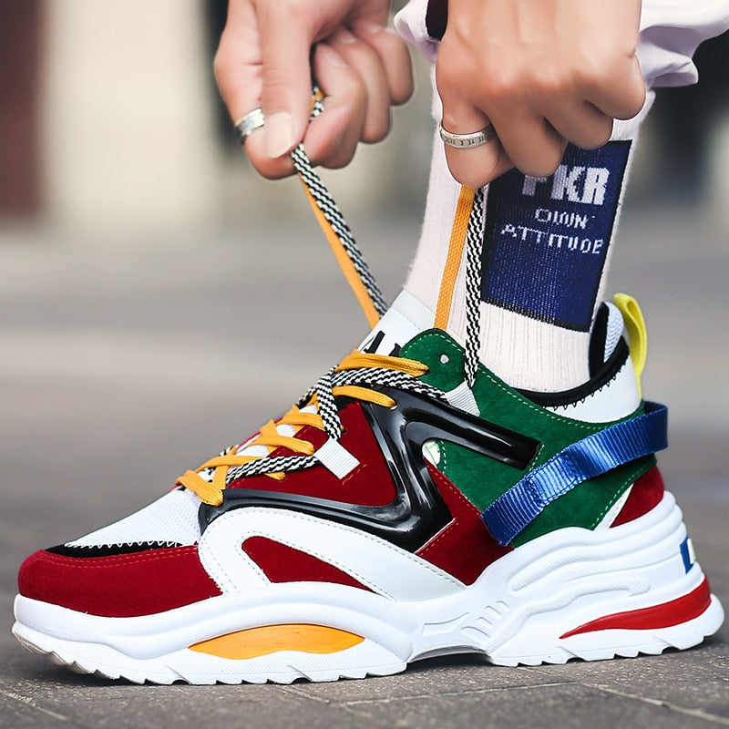 CHUNKY X9X Wave Runner Sneakers – Oasis
