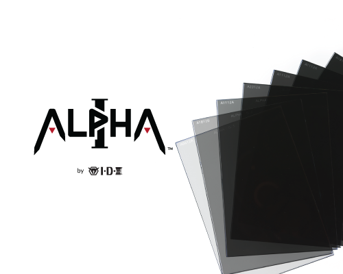 [NEW RELEASE] ALPHA-I FULL SPECTRUM ND FILTERS BY IDX