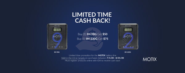 motix cash back promo