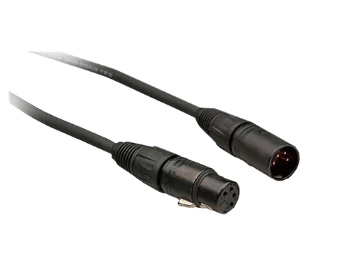 CA4XLR-B (4-Pin XLR Cable)