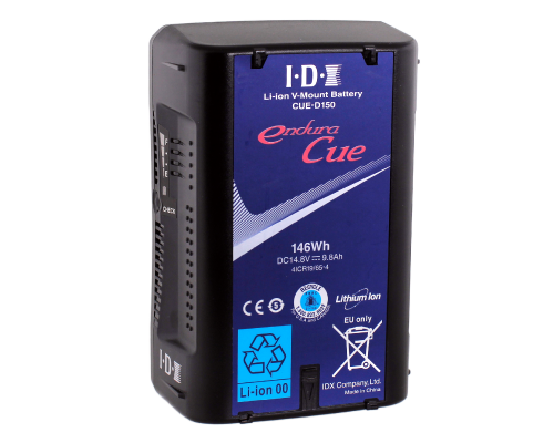 cue-d150 front angled