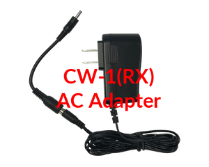 CAMWAVE AC Adapter (CW-1 or CW-3)