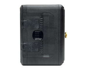 IM-220G (220Wh High Load Li-ion Gold Mount Battery with 4x D-Taps & 1x USB - MOTIX)