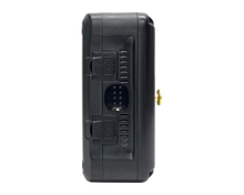 Load image into Gallery viewer, IM-98G (98Wh Li-ion Gold Mount Battery with 2x D-Taps & 1x USB - MOTIX)