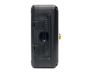 IM-98G (98Wh Li-ion Gold Mount Battery with 2x D-Taps & 1x USB - MOTIX)