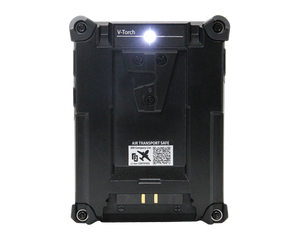 ipl-150 powerlink battery back with v-torch lit