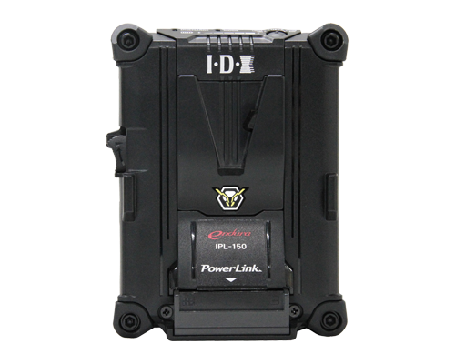 ipl-150 powerlink battery front