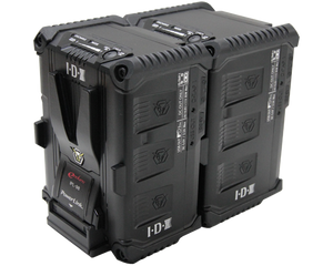 IPL-98 (PowerLink 96Wh Li-Ion V-Mount Battery w 2x D-Tap and USB)