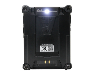 ipl-98 powerlink battery back with v-torch lit
