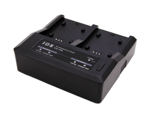 LC-2A (7.4V Battery Charger w/ Interchangeable Plates)