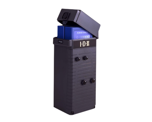 NH-201 (Dual NP Battery Holder with Digi-View)