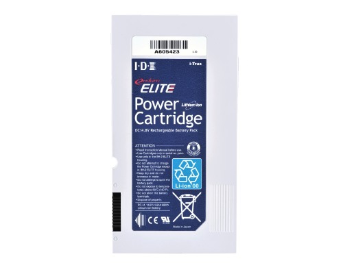 pc-14 battery cartridge for elite battery front