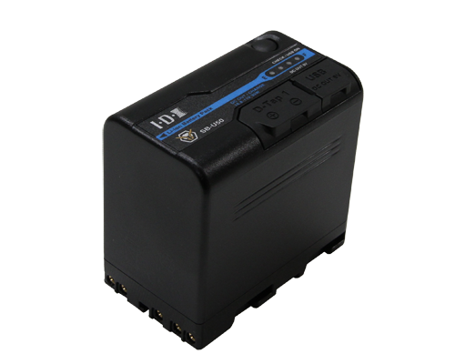 SB-U50 (48Wh 14.4V Li-ion Battery for Sony BP-U Series w 1x D-Tap and USB)