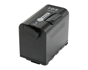 sl-vbd64 panasonic battery with slight open x-tap and usb ports