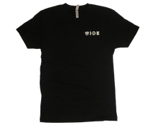 Load image into Gallery viewer, idx t-shirt 2020 front idx logo left chest