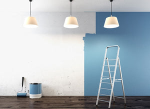 Furnishing Your Home: Choosing your paint