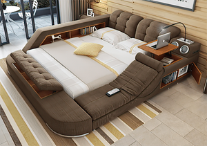 Valory Tech Smart Ultimate Bed | High Tech Furniture