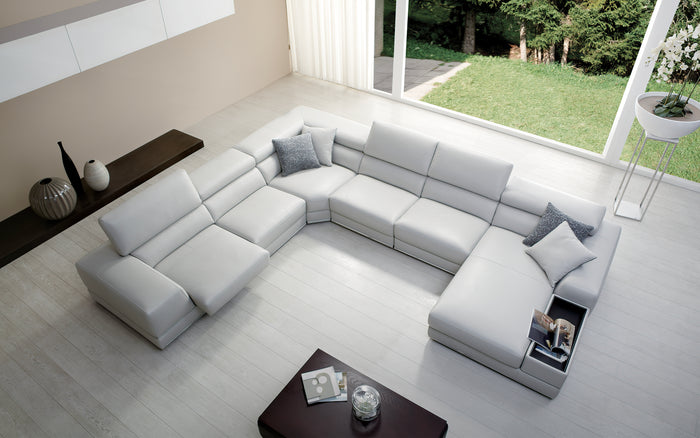 Linehan Modular Recliner Sectional Couch