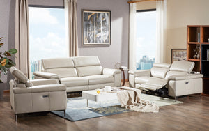 Modern Kony Recliner Sofa Set