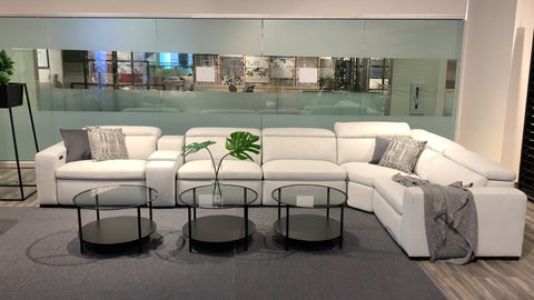 POWER RECLINER SECTIONAL/SOFA
