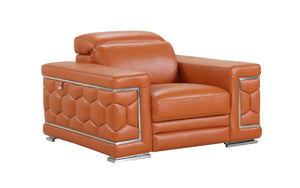 Doromin Leather Sofa Set
