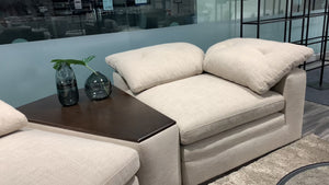Conlonge Fabric Sectional