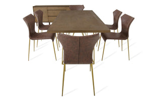 Las Vegas Modern Dining Chair