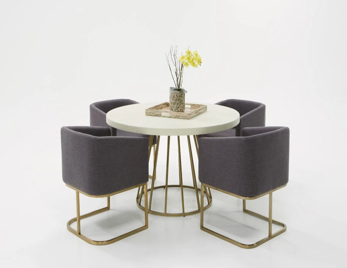 Hilo Round Dining Table
