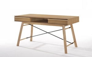 Calff Modern Oak Desk