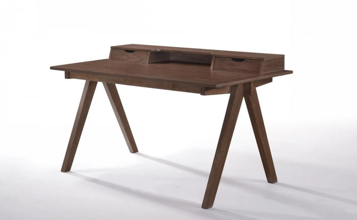 Bofif Modern Walnut Desk