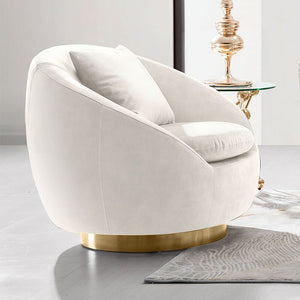 Celer Swivel Barrel Chair