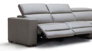 Top Grain Italian Leather Sofa