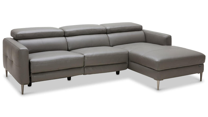 Kaplan Modern Reclining Sectional