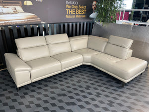Modern Kony Power Recliner Sectional