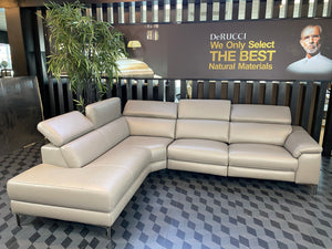 Modern Kanis Power Recliner Sectional