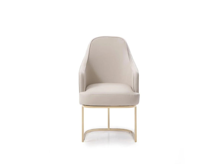 Tincer Gold Dining Chair